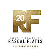 Thumbnail for the Rascal Flatts - Twenty Years Of Rascal Flatts - The Greatest Hits link, provided by host site