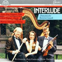 Thumbnail for the Louis Moyse - Two Dances für Flöte und Violine: II. Allegro vivo - molto più lento e poco rubato - Tempo primo link, provided by host site