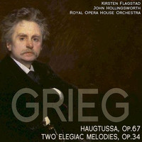 Thumbnail for the Royal Opera House Orchestra - Two Elegiac Melodies, Op. 34: No. 2, The Last Spring link, provided by host site