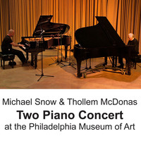 Thumbnail for the Thollem Mcdonas - Two Piano Concert link, provided by host site