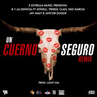 Thumbnail for the R-1 La Esencia - Un Cuerno Seguro (Remix) link, provided by host site