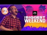 Thumbnail for the Turin Brakes - Underdog (The Biggest Weekend) link, provided by host site