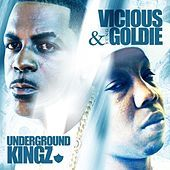 Thumbnail for the Yung Goldie - Underground Kingz link, provided by host site