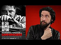 Thumbnail for the Jeremy Jahns - Unhinged - Movie Review link, provided by host site