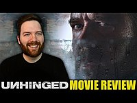 Thumbnail for the Chris Stuckmann - Unhinged - Movie Review link, provided by host site