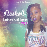 Thumbnail for the Nashoo - Universal Love [Spaceship Chronicles 2013] link, provided by host site