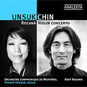 Thumbnail for the Viviane Hagner - Unsuk Chin - Rocaná, Violin Concerto link, provided by host site