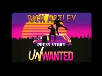 Thumbnail for the Rick Astley - Unwanted (Official Song from the Podcast) link, provided by host site