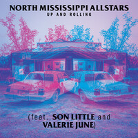 Thumbnail for the North Mississippi Allstars - Up and Rolling link, provided by host site