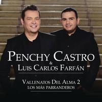 """Thumbnail for the Penchy Castro - Vallenatos del Alma, Vol. 2 """"Los Más Parranderos"""" link, provided by host site"""