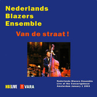 Thumbnail for the Nederlands Blazers Ensemble - Van de Straat! link, provided by host site