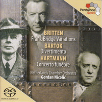 Thumbnail for the Benjamin Britten - Variation 2: March: Presto alla marcia link, provided by host site