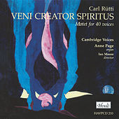 Thumbnail for the Ian Moore - Veni Creator Spiritus: Motet for 40 Voices link, provided by host site