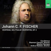 Thumbnail for the Johann Caspar Ferdinand Fischer - Vesperae, seu Psalmi vespertini, Op. 3: Domine ad adjuvandum link, provided by host site