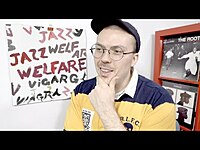 Thumbnail for the Anthony Fantano - Viagra Boys - Welfare Jazz ALBUM REVIEW link, provided by host site