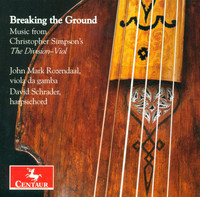 Thumbnail for the John Mark Rozendaal - Viola Da Gamba Recital: Rozendaal, John Mark - Goodall, S. / Simpson, C. / Sumarte, R. / Younge, W link, provided by host site