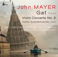 "Thumbnail for the John Mayer - Violin Concerto No. 2 ""Sarangi ka sangit"": V. Gat link, provided by host site"