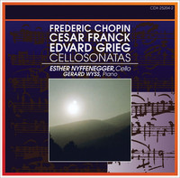 Thumbnail for the César Franck - Violin Sonata in A Major, M. 8 (arr. J. Delsart, R. Casadesus and L. Rose): III. Recitativo: Fantasia link, provided by host site