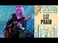 Thumbnail for the Liz Phair - Virtual In-Store Performance link, provided by host site