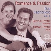 Thumbnail for the Duo Capriccioso - Vol. 6: Romance & Passion link, provided by host site