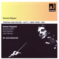 Thumbnail for the Richard Wagner - Wagner: Tristan und Isolde - Act II (New York 1939) link, provided by host site