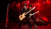 Thumbnail for the ZZ Top - Waitin' For the Bus link, provided by host site