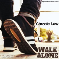Thumbnail for the Chronic Law - Walk Alone link, provided by host site