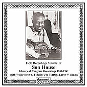 Image of Son House linking to their artist page due to link from them being at the top of the main table on this page