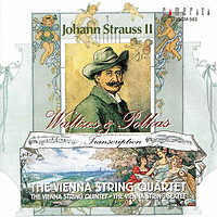 Thumbnail for the Johann Strauss II - Waltzes & Polkas: Transcription link, provided by host site