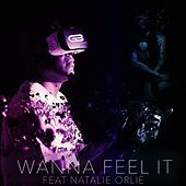 Thumbnail for the Natalie Orlie - Wanna Feel It link, provided by host site
