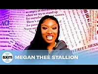 Thumbnail for the Megan Thee Stallion - Wants You to Check Up On Your Strong Friends link, provided by host site