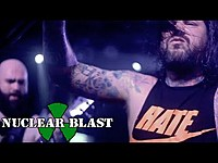 """Thumbnail for the Fit For An Autopsy - """"Warfare"""" link, provided by host site"""