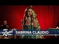 Thumbnail for the Sabrina Claudio - Warm December link, provided by host site