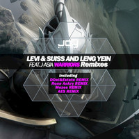 Thumbnail for the Levi & Suiss - Warriors - AES Remix link, provided by host site