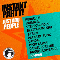 Thumbnail for the Gordy - Watch Your Step - Instant Party! Mix link, provided by host site