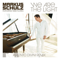 Thumbnail for the Markus Schulz - We Are The Light (Artento Divini Remix) link, provided by host site