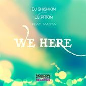Thumbnail for the DJ Shishkin - We Here link, provided by host site