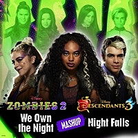 Thumbnail for the Chandler Kinney - We Own the Night / Night Falls Mashup link, provided by host site