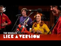 Thumbnail for the The Wiggles - 'We're All Fruit Salad' (live for Like A Version) link, provided by host site