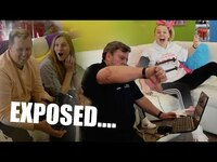 Thumbnail for the JoJo Siwa - WE TOOK A LIE DETECTOR TEST...... link, provided by host site