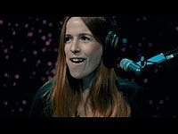 Thumbnail for the Metronomy - Wedding Bells (Live on KEXP) link, provided by host site