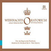 Thumbnail for the Rachel Harnisch - Weihnachts-Oratorium, BWV 248, Pt. 5: Part V: Aria (Trio): Ach, wenn wird die Zeit erscheinen (Soprano, Alto, Tenor) link, provided by host site