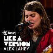 Image of Alex Lahey linking to their artist page due to link from them being at the top of the main table on this page