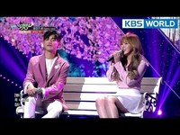 Thumbnail for the Eric Nam - Spring Love | 에릭남, 웬디 - 봄인가 봐 [Music Bank Special Stage /] link, provided by host site