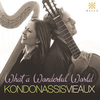 Thumbnail for the Jason Vieaux - What a Wonderful World link, provided by host site