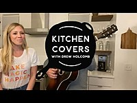 Thumbnail for the Drew Holcomb - What a Wonderful World (Louis Armstrong Cover) | Kitchen Covers with #StayHome link, provided by host site