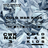 Thumbnail for the Cold War Kids - What You Say link, provided by host site