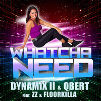 Thumbnail for the Dynamix II - Whatcha Need - (305 Bass Remix) link, provided by host site