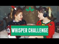 Thumbnail for the Natasha Bure - WHISPER CHALLENGE link, provided by host site