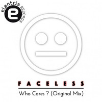 Thumbnail for the Faceless - Who Cares link, provided by host site